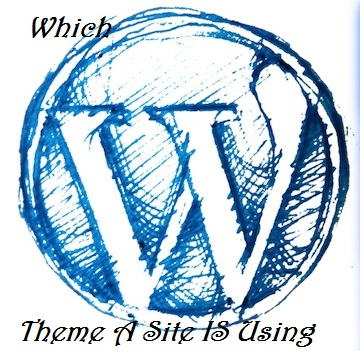 What Theme A Website Is Using