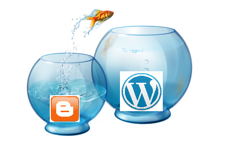 Migrate  From Blogger To WordPress
