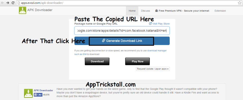 Download Android Applications Directly To PC