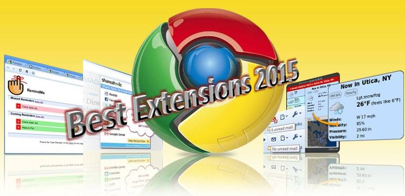 Best Google Chrome Extension 2015