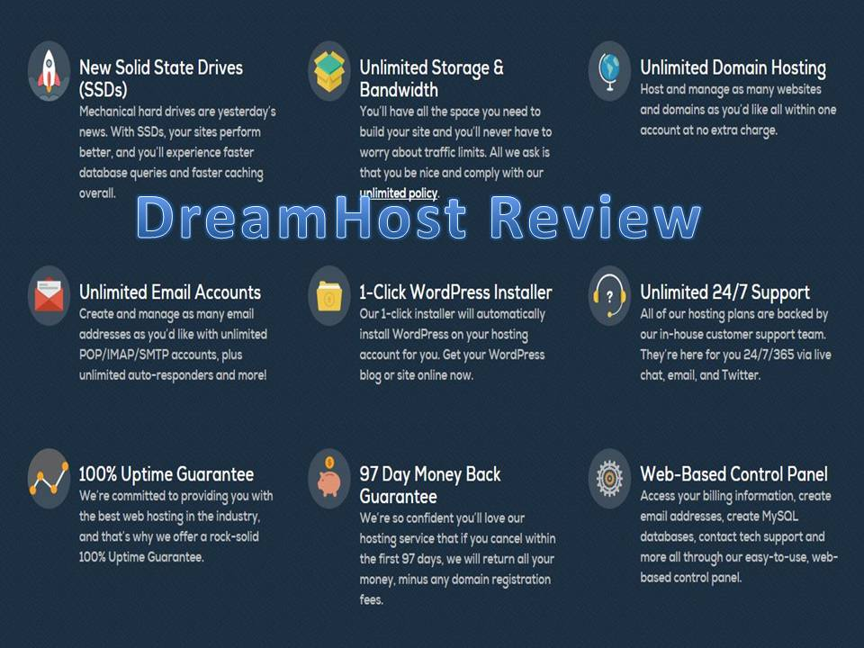 Dreamhost-Features