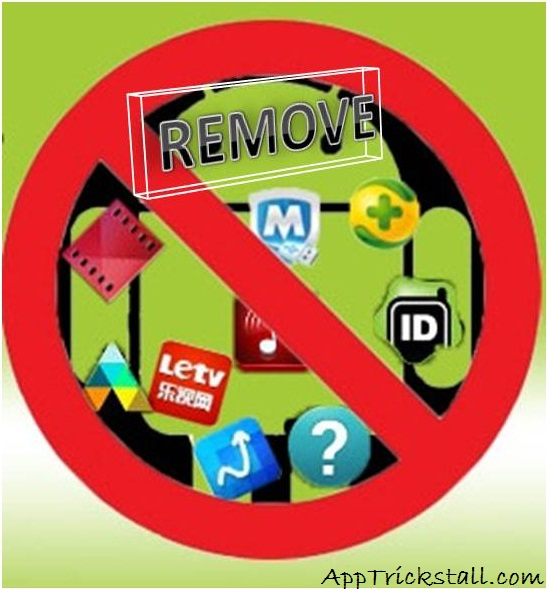 Remove Pre-Installed Application From Android