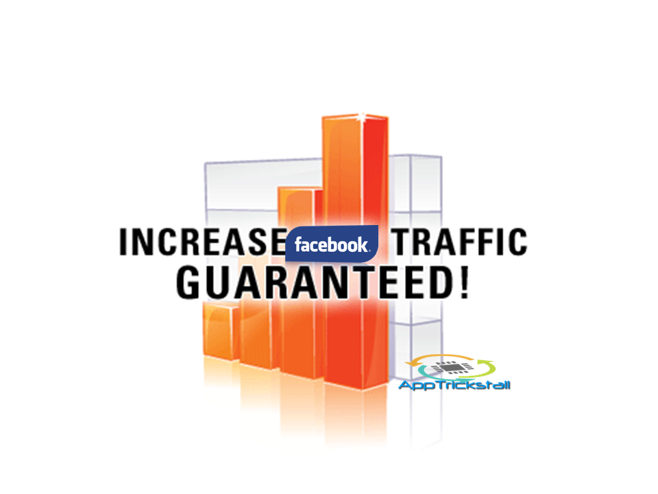 Increase Visitors From Facebook: Get 1000+ Visitors To Your Blog