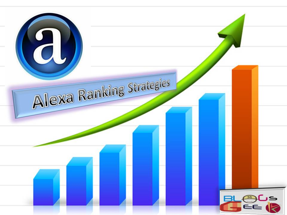 9 Effective strategies To Rank A Blog High On Alexa