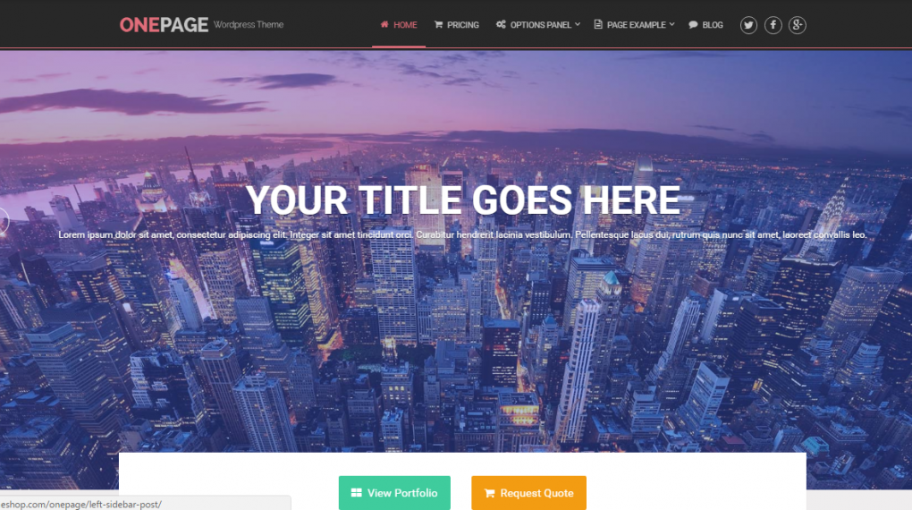 top 10 wordpress business themes
