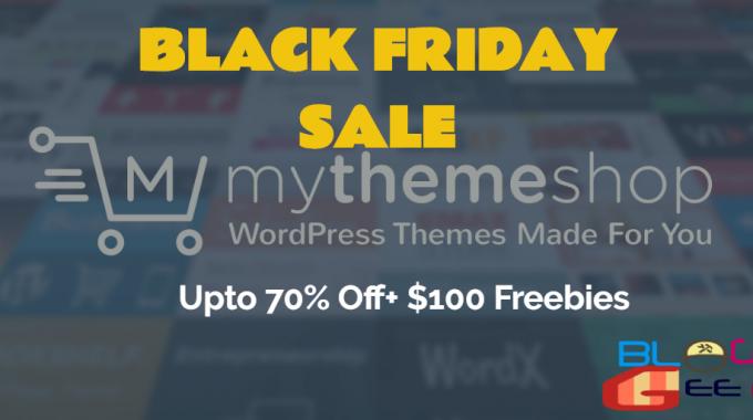 {Genuine}MyThemeShop Black Friday Deal 80%Off +$100 Freebies