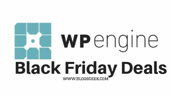 WP Engine Black Friday Deals