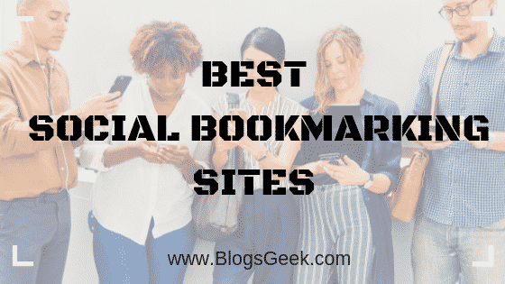 450+ Free High DA Social Bookmarking Sites List 2019