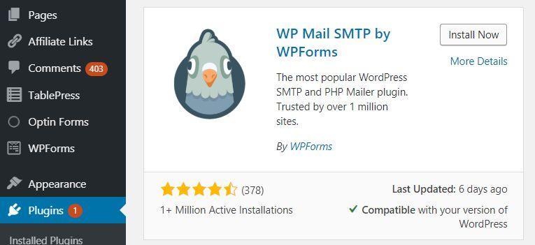 WP Mail SMTP Pro