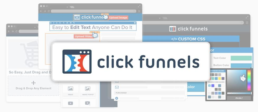 ClickFunnels Page