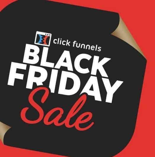 ClickFunnels Black Friday 2020 deals