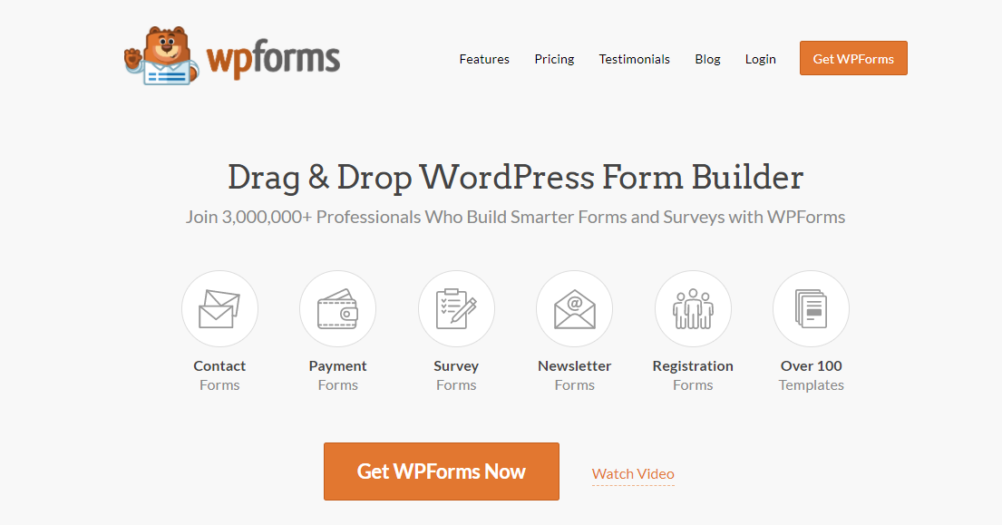 WPForms-best-survey-software