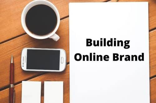 Building Online Brand